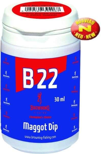 Maggot DIP B22 - 30ml prošla min. spotřeba Browning