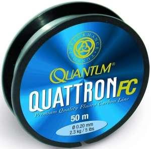Quattron Fluorocarbon - 50m Quantum