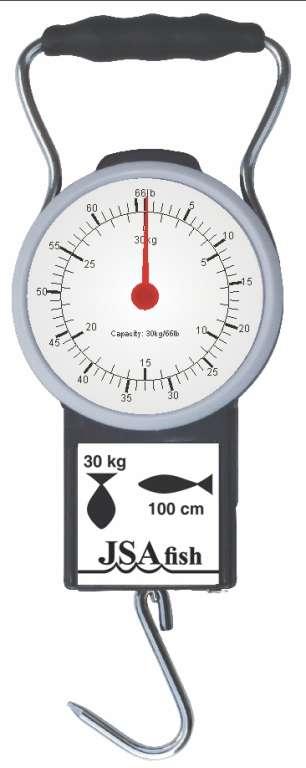 Váha do 30 kg s metrem Carp System
