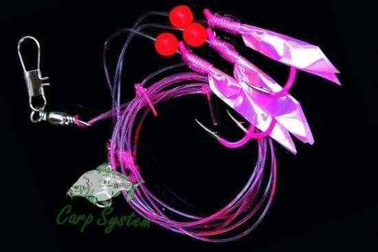 Korálovec červený ICE fish