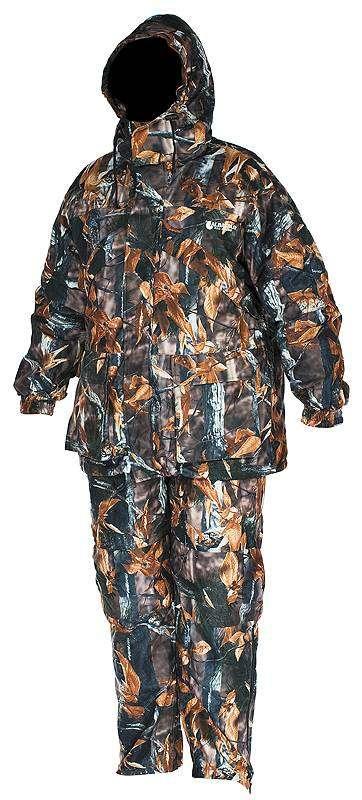 2dílný oblek CAMOU Real Tree Albastar
