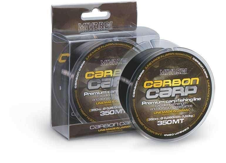 Vlasec Carbon Carp / 350m Mivardi