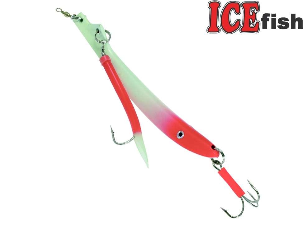 Pilker fluo ICE fish