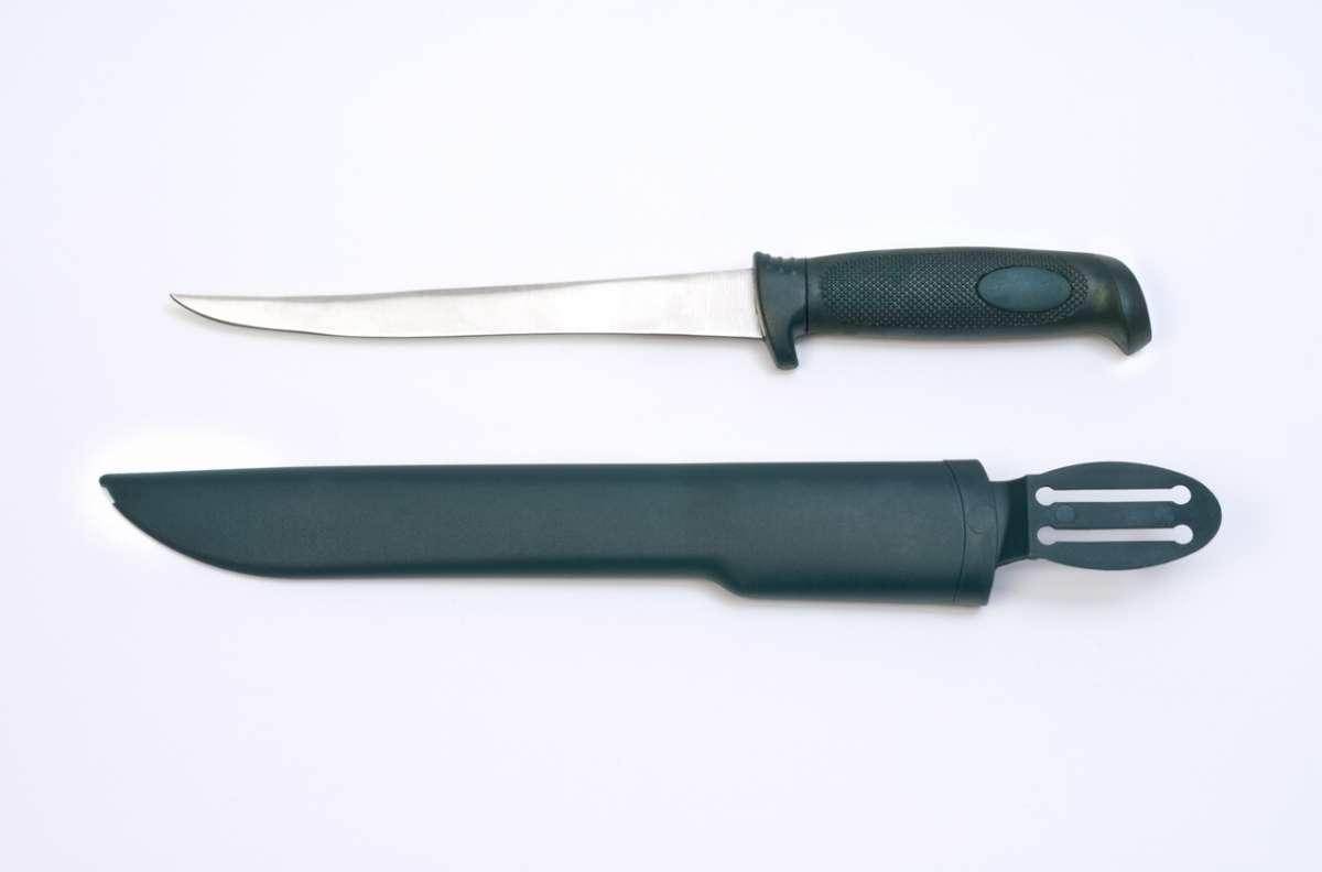 Filetovací nůž 18,5cm Albastar
