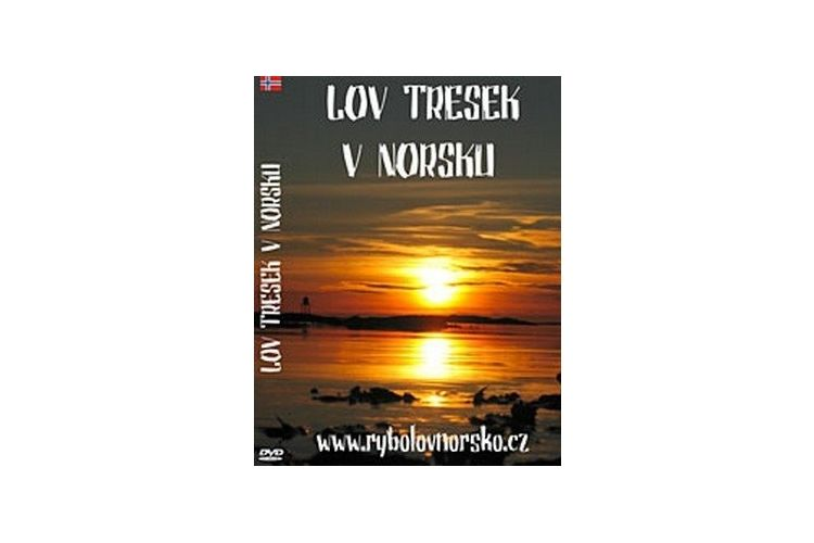 DVD Lov tresek v Norsku