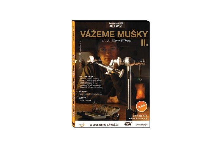 DVD Vážeme mušky s Tomášem Vítkem 2.díl