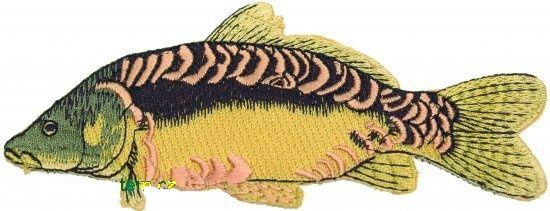 Nášivka Kapr JSA fish