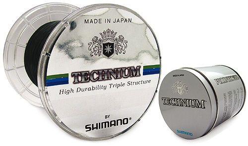 Shimano vlasec Technium Line - 300m