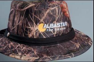 Klobouk CAMOU - vhodný pro rybáře i myslivce Albastar