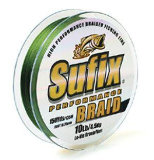 SUFIX Performance Braid - 135m - 9,1Kg
