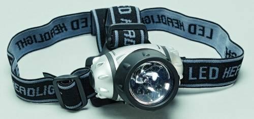 Čelová lampa 7LED Albastar