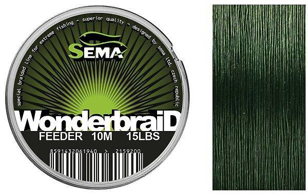 WonderbraiD Feeder 15lbs Sema