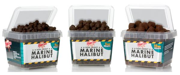 Pellets Marine Halibut Soft Hook 4mm DYNAMITEBAITS