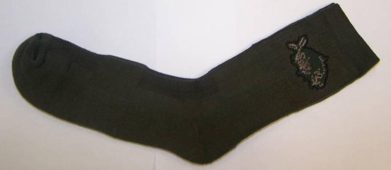 Ponožky rybářské - zelené