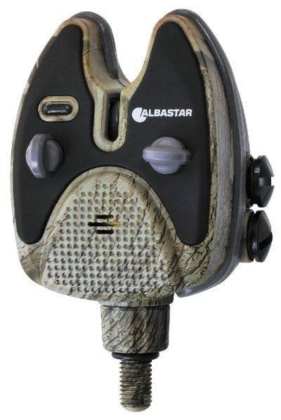 Signalizátor Bite Alarm - s dobíjecí baterií Albastar