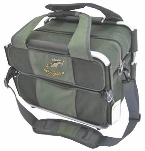 Kaprařská taška Carp system
