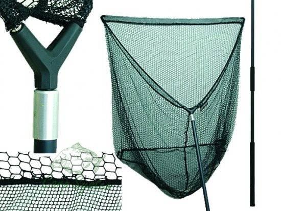 Podběrák na ryby - 2 díly Carp System