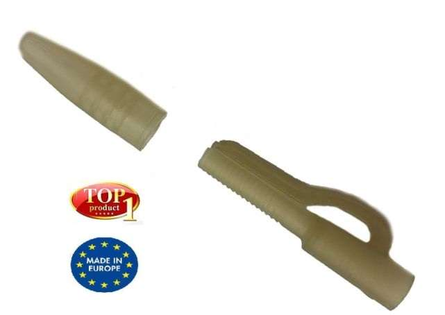 Lead Clips & Tail Rubbers Extra Carp