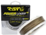 Návazcová šňůra Black Cat Power Leader 20m / 1,40mm / 150kg