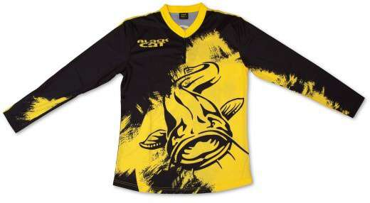 Tričko Black Cat Jersey