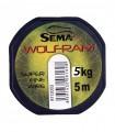 Wolframové lanko 5kg (5m)
