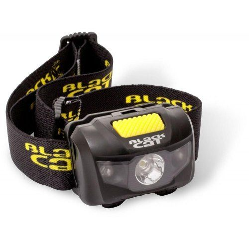 Čelovka Black Cat Headlamp