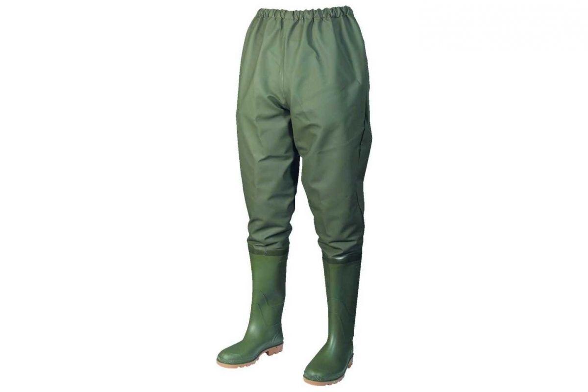 Kalhoty broďáky do pasu Elka