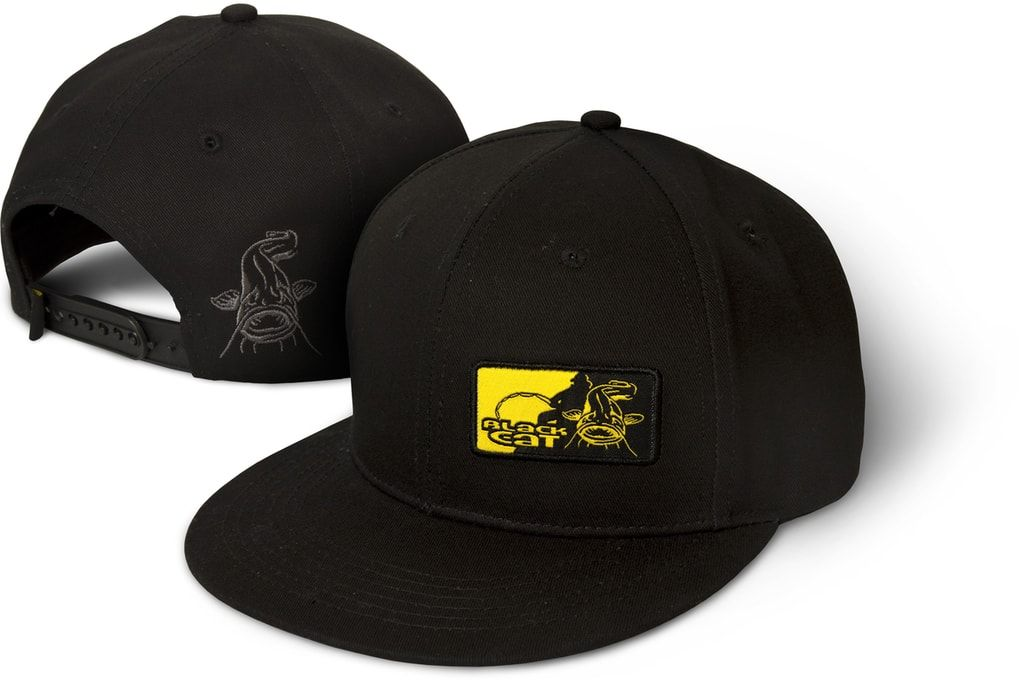 Kšiltovka Rapper Black Cat