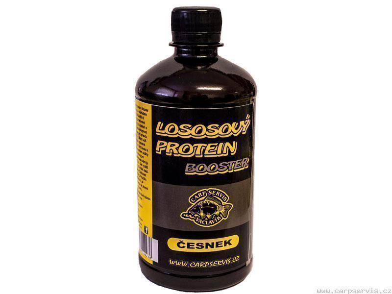 Lososový protein booster 500ml Carp Servis Václavík