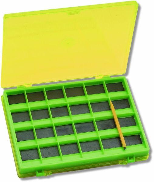 Magnetická krabička na háčky Zebco