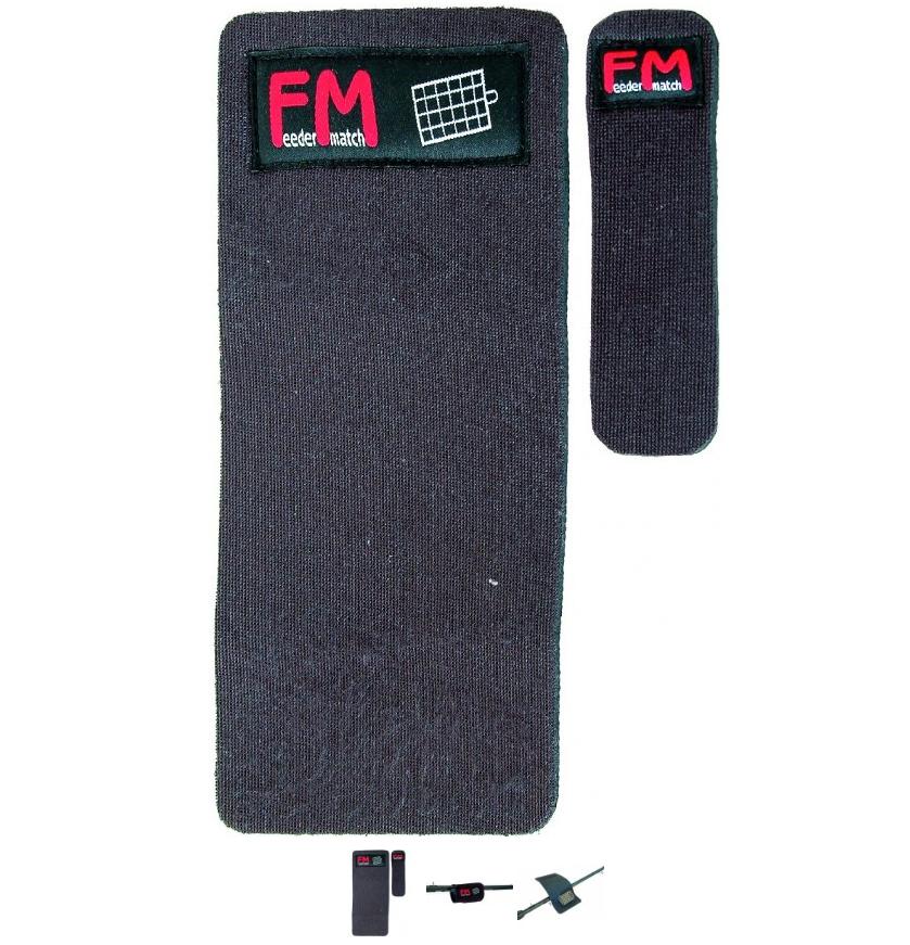Neoprenové pásky FM 2kusy Feeder Match