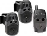 Sada signalizátorů na prut - BLACK CAT 2+1