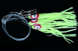 Chobotnice návazec - vel. háčku 3/0 fluo/žlutá ICE fish