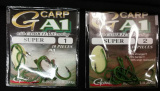 Háček G-Carp Super A1 barva zelená