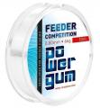 Power gum   0,60mm/4kg , 0,80mm/6kg, 1,00mm/8kg, 1,25mm/10kg