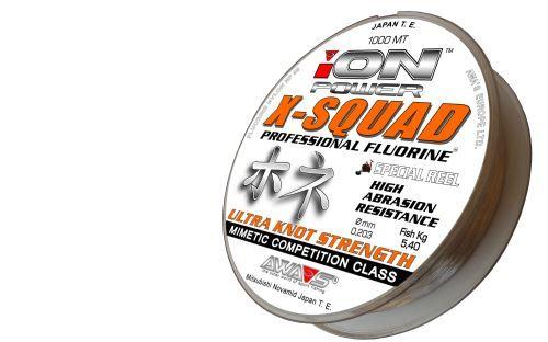 Vlasec Ion Power X-SQUAD FLUORINE - 1000m Awa-S