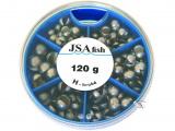 Broky dělené 120g JSA fish