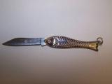 Kapesní nůž - rybička Albastar