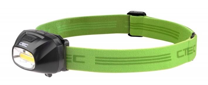 Čelovka HEADLAMP 3W210 CTEC