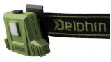 Čelovka RAZOR USB Delphin