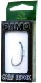 Háček CAMO CJB (bez protihrotu) - s očkem Carp System