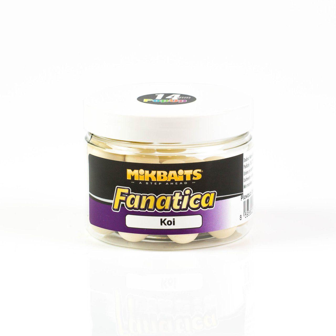 Pop-up Fanatica Mikbaits