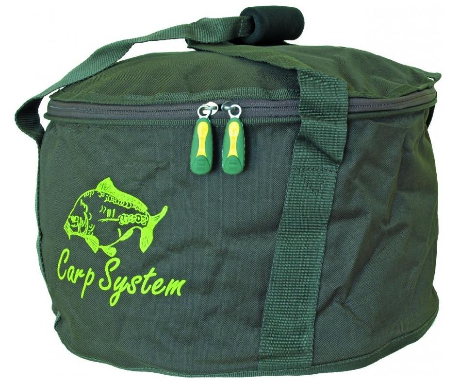 Taška na míchání s víkem Carp system