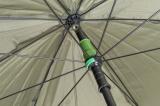 Deštník Green PVC s bočnicemi Mivardi