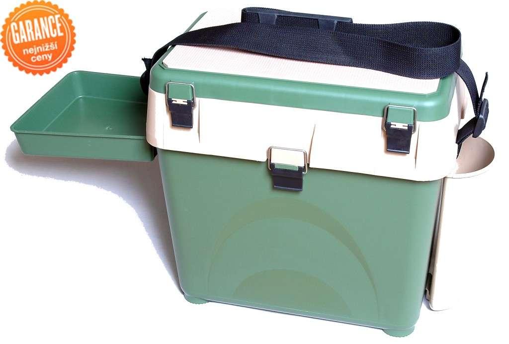 Box na sezení i zimní rybolov Carp System