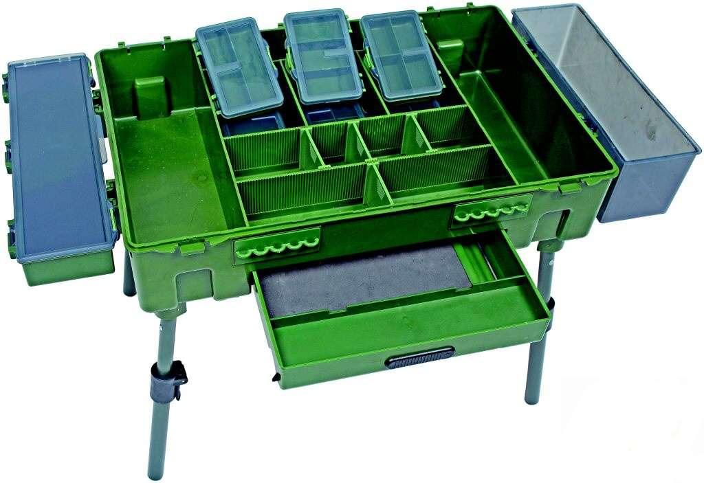Kaprový box MAX C.S. Carp System