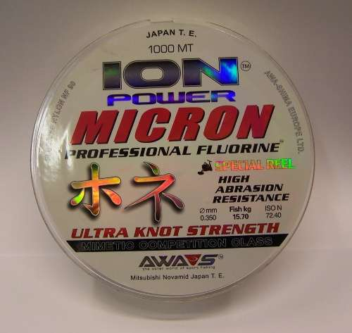 Vlasec Ion Power MICRON FLUORINE - 1000m Awa-S
