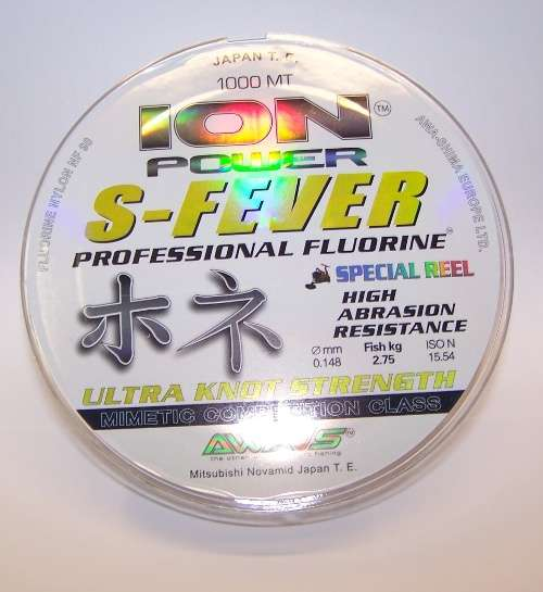 Vlasec Ion Power S-FEVER FLUORINE - 1000m Awa-S