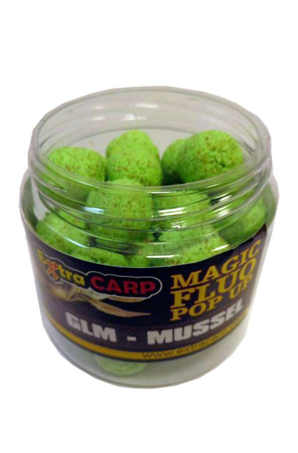 Extra Carp Boilie Magic Fluoro Pop Up - 16mm/80g