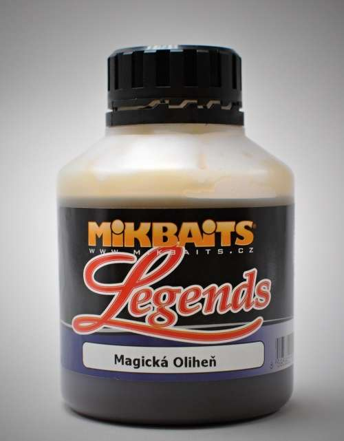 Booster Legends Mikbaits
